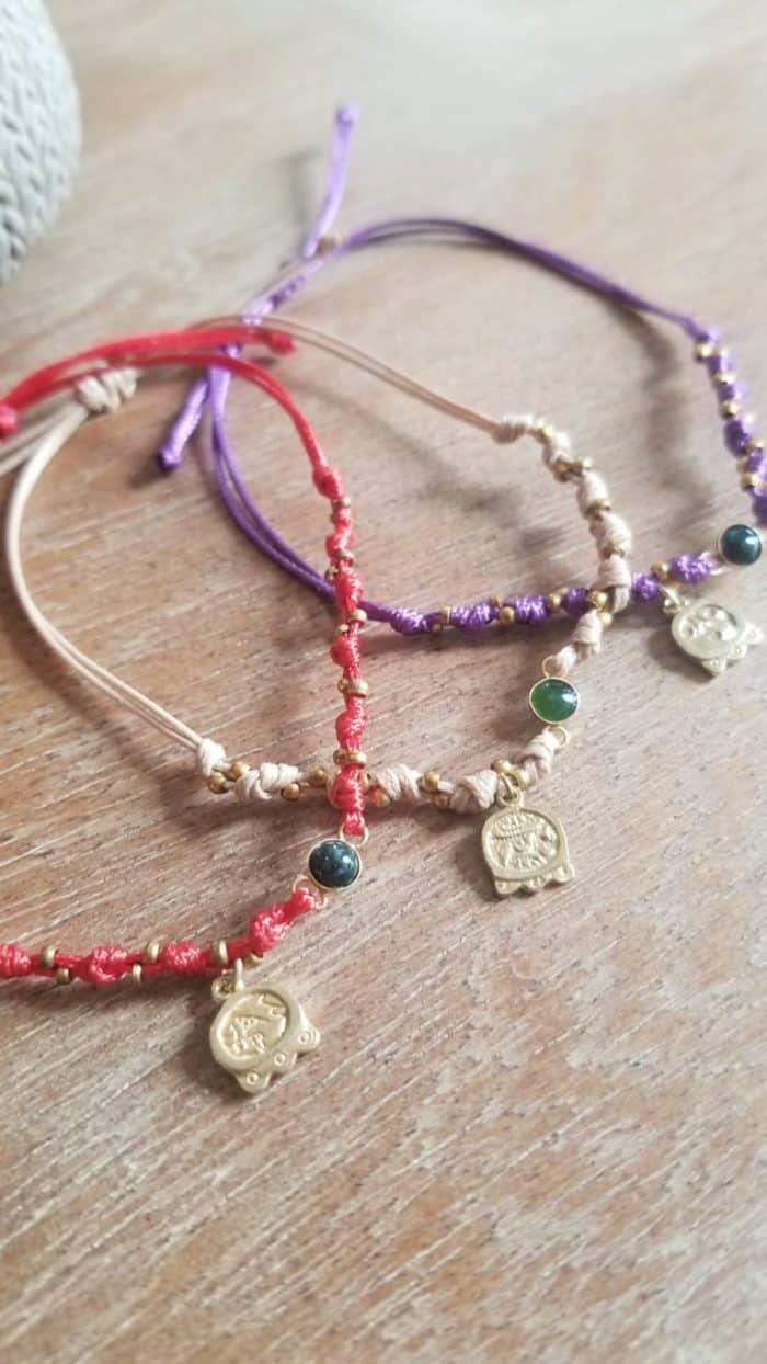 Intention Bracelet by Zila | Inspire Me Latin America