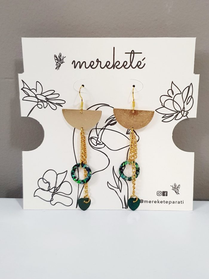 Enredo Earrings by Mereketé | Inspire Me Latin America