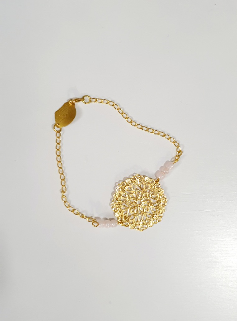Mandala Bracelet by Mereketé   Inspire Me Latin America