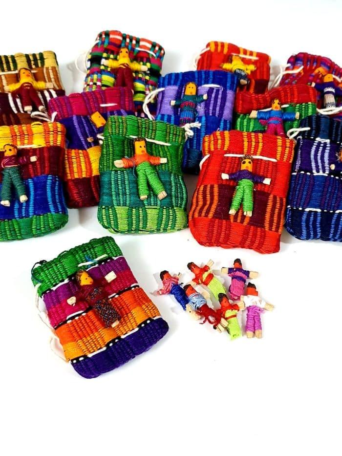 Worry Dolls by Utz Kem | Inspired Me Latin America