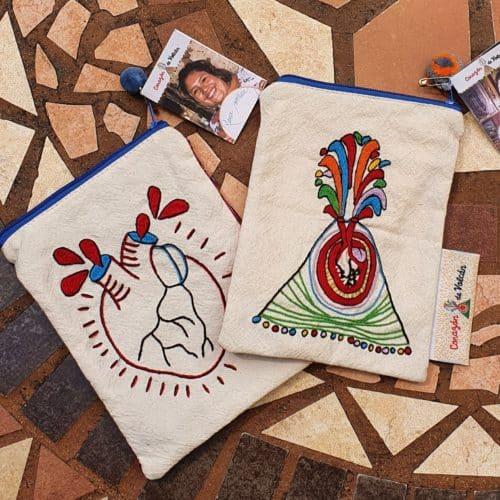 Corazónes de Volcán Collection by Corázon de Volcán | Inspire Me Latin America