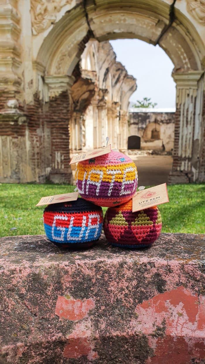 Hacky Sacks from Utz Kem | Inspire Me Latin America