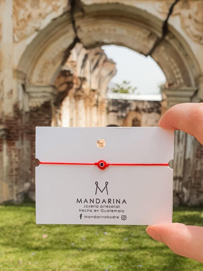 Proteccion Bracelet by Mandarina by Dre | Inspire Me Latin America