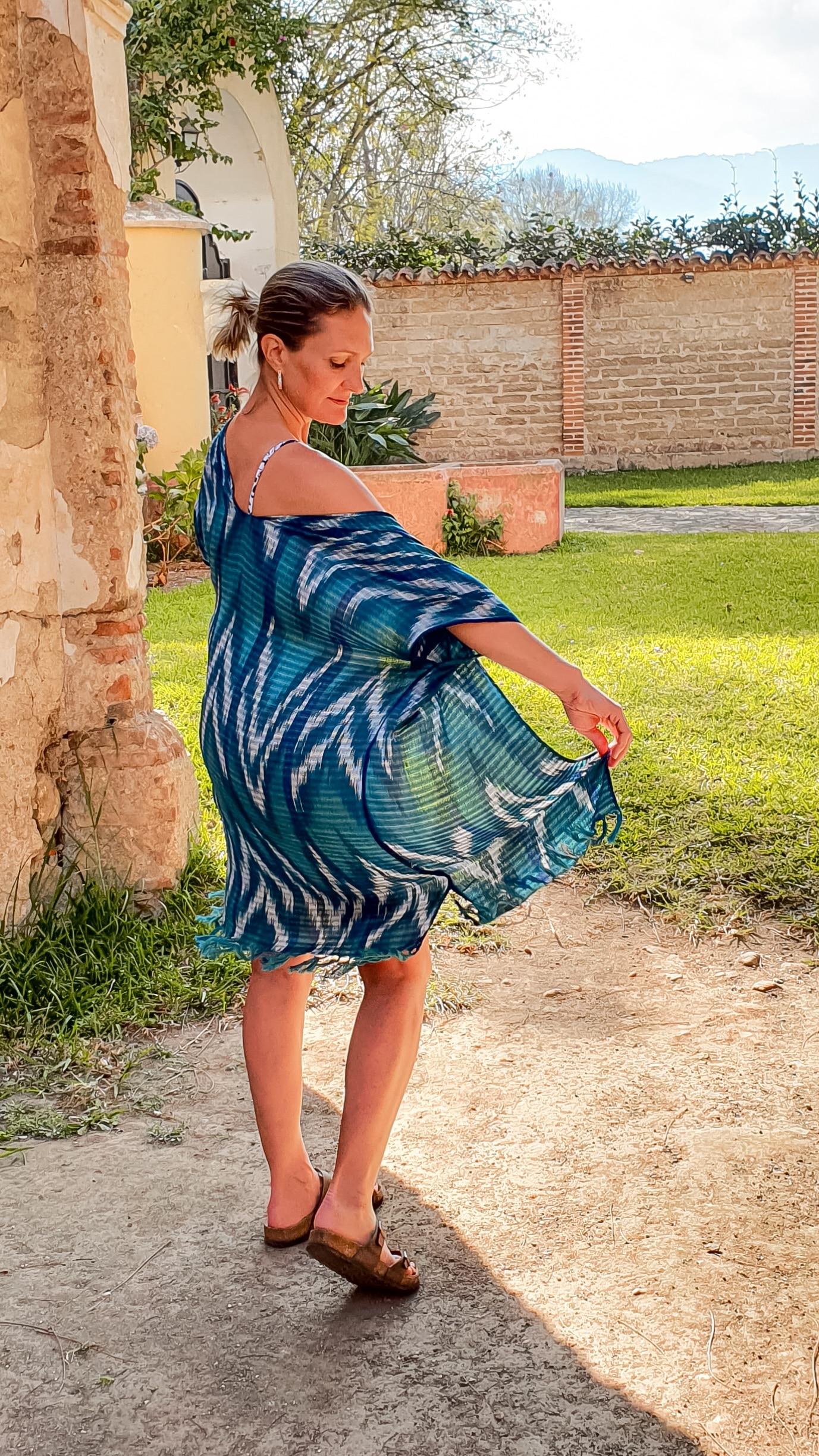 Handwoven Kimonos by Artensanías Chinimaya | Inspire Me Latin America