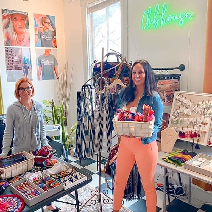 Inspire Me Latin America Pop-up Market at Clubhouse on 6th