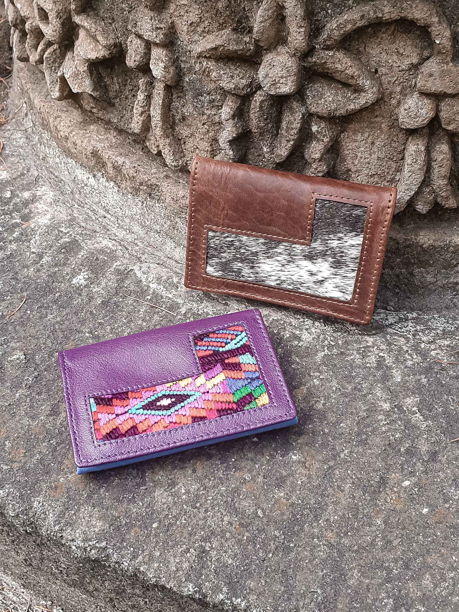 Coloibrí Card Holder by Poncho's Bags   Inspire Me Latin America
