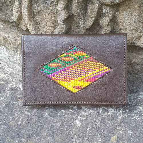 Yaxchee Wallet by Poncho's Bags | Inspire Me Latin America