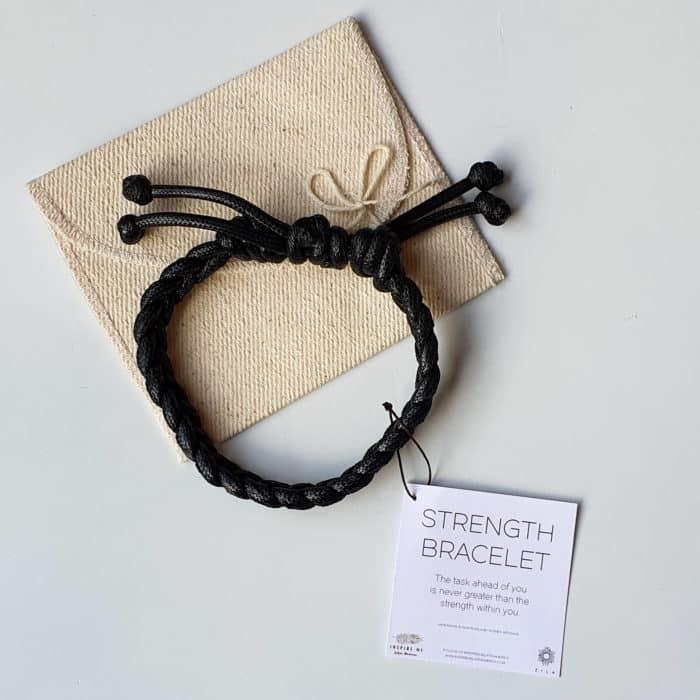 Men's Strength Bracelet by Zila | Inspire Me Latin America