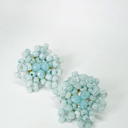 Alambrito Flower Studs by Mereketé | Inspire Me Latin America