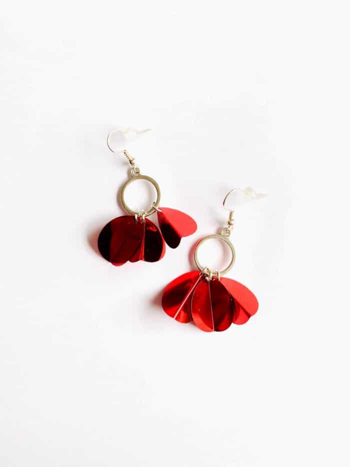 Tornasol Earrings by Mereketé | Inspire Me Latin America