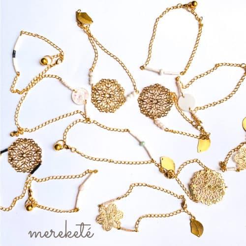 Mandala Bracelet by Mereketé | Inspire Me Latin America