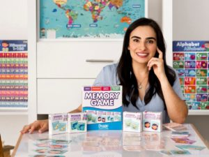 Gaby of Oook! Learning Supplies