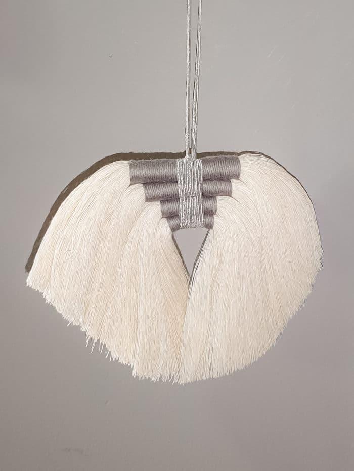 Organic Macrame Necklace by Amun Handmade Designs   Inspire Me Latin America