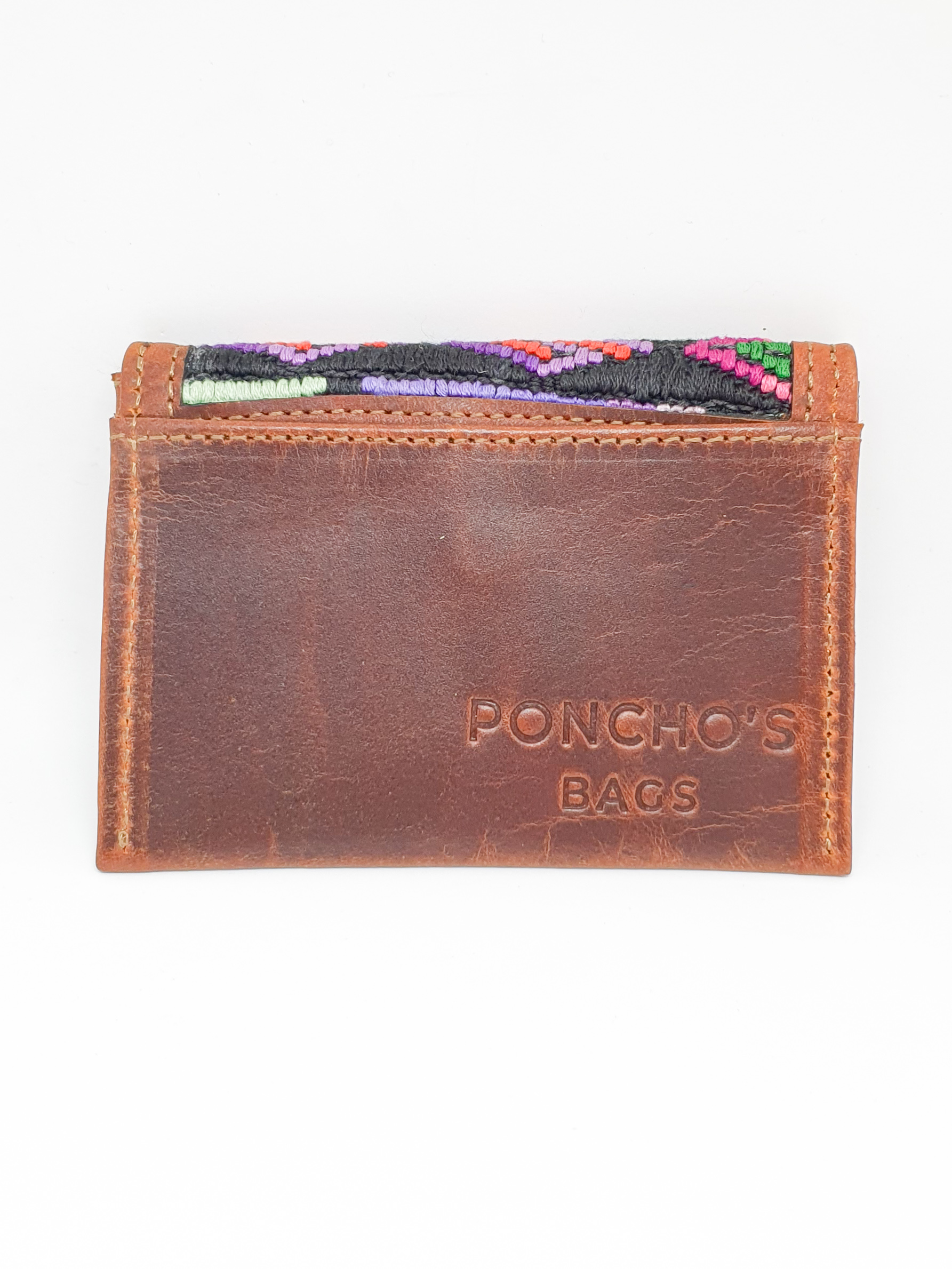 Canario Card Holder by Poncho's Bags | Inspire Me Latin America