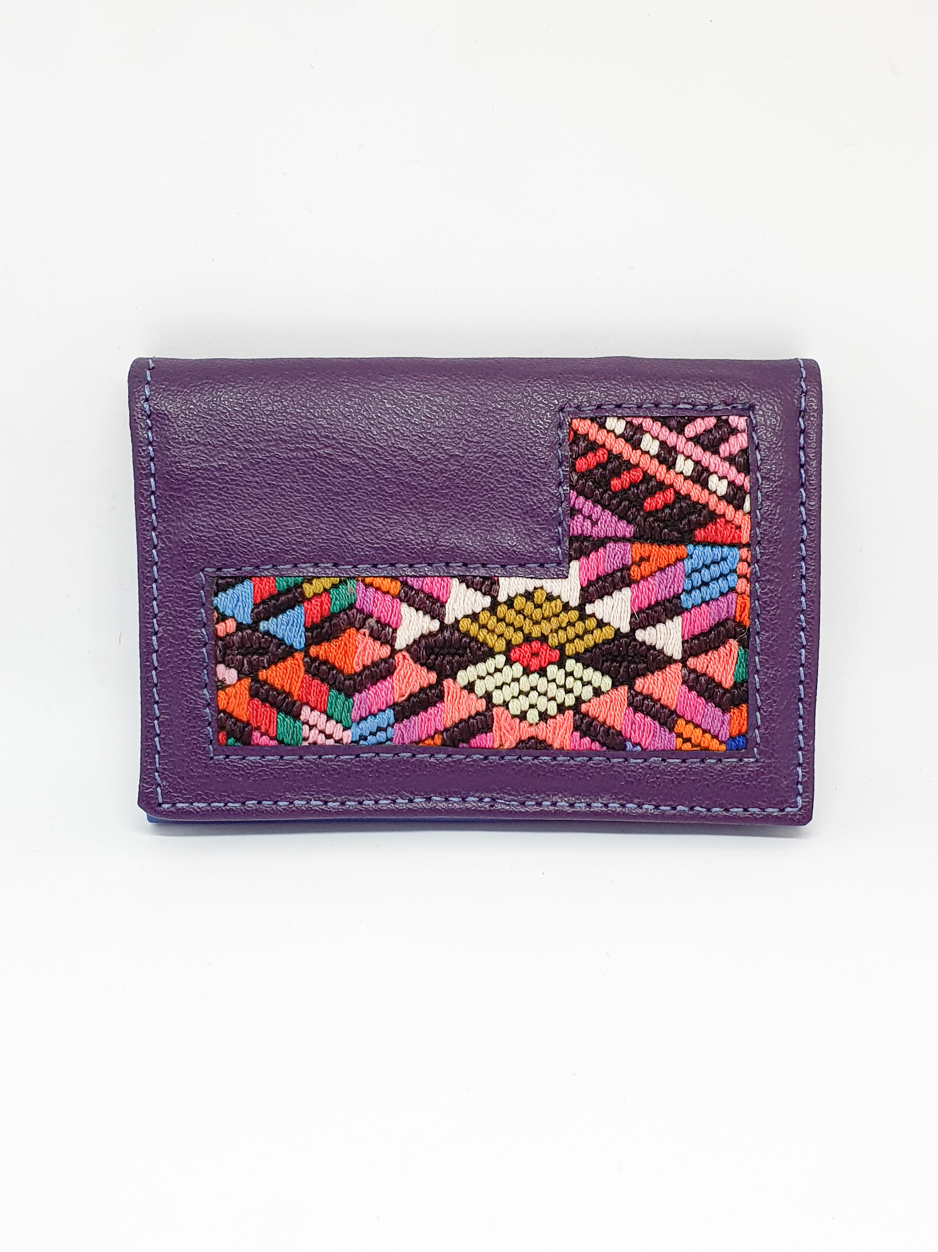 Coloíbri Wallet by Poncho's Bags   Inspire Me Latin America