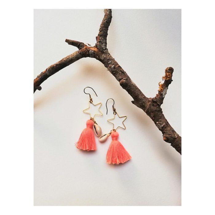 Estrella Earrings by Mandarina by Dre | Inspire Me Latin America