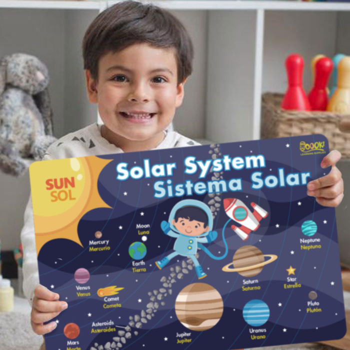 Solar System Poster by Oook! Learning Supplies | Inspire Me Latin America