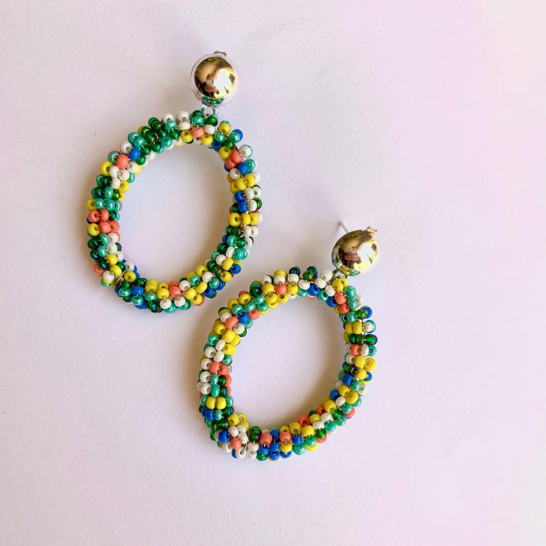 Nerds Earrings by Mereketé | Inspire Me Latin America