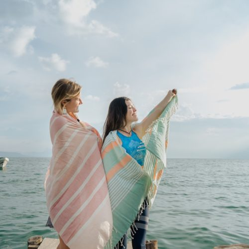Beach Towels by Morena Collective | Inspire Me Latin America