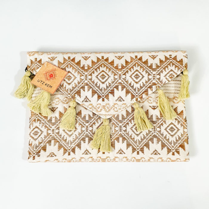 Embroidered Clutch from Utz Kem   Inspire Me Latin America