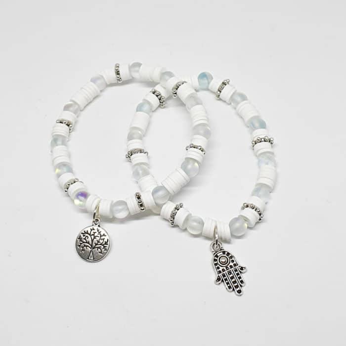 Aquamarine Bracelets by Mereketé   Inspire Me Latin America