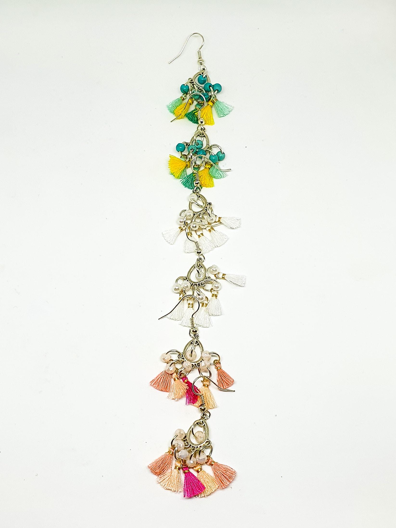 Conga Earrings by Mereketé   Inspire Me Latin America
