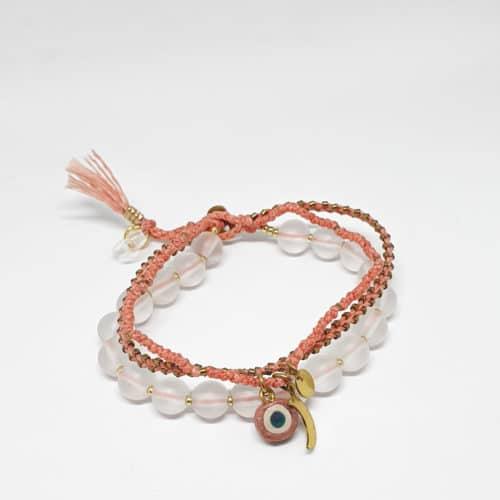 Luna Bracelet by Mandarina by Dre | Inspire Me Latin America