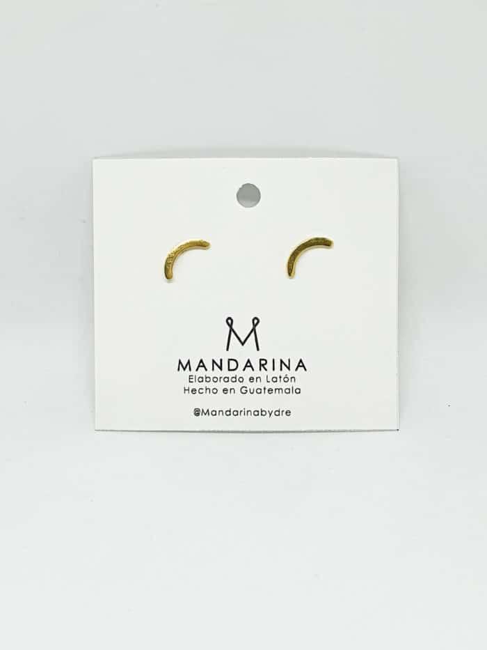 Amanecer Studs by Mandarina by Dre   Inspire Me Latin America