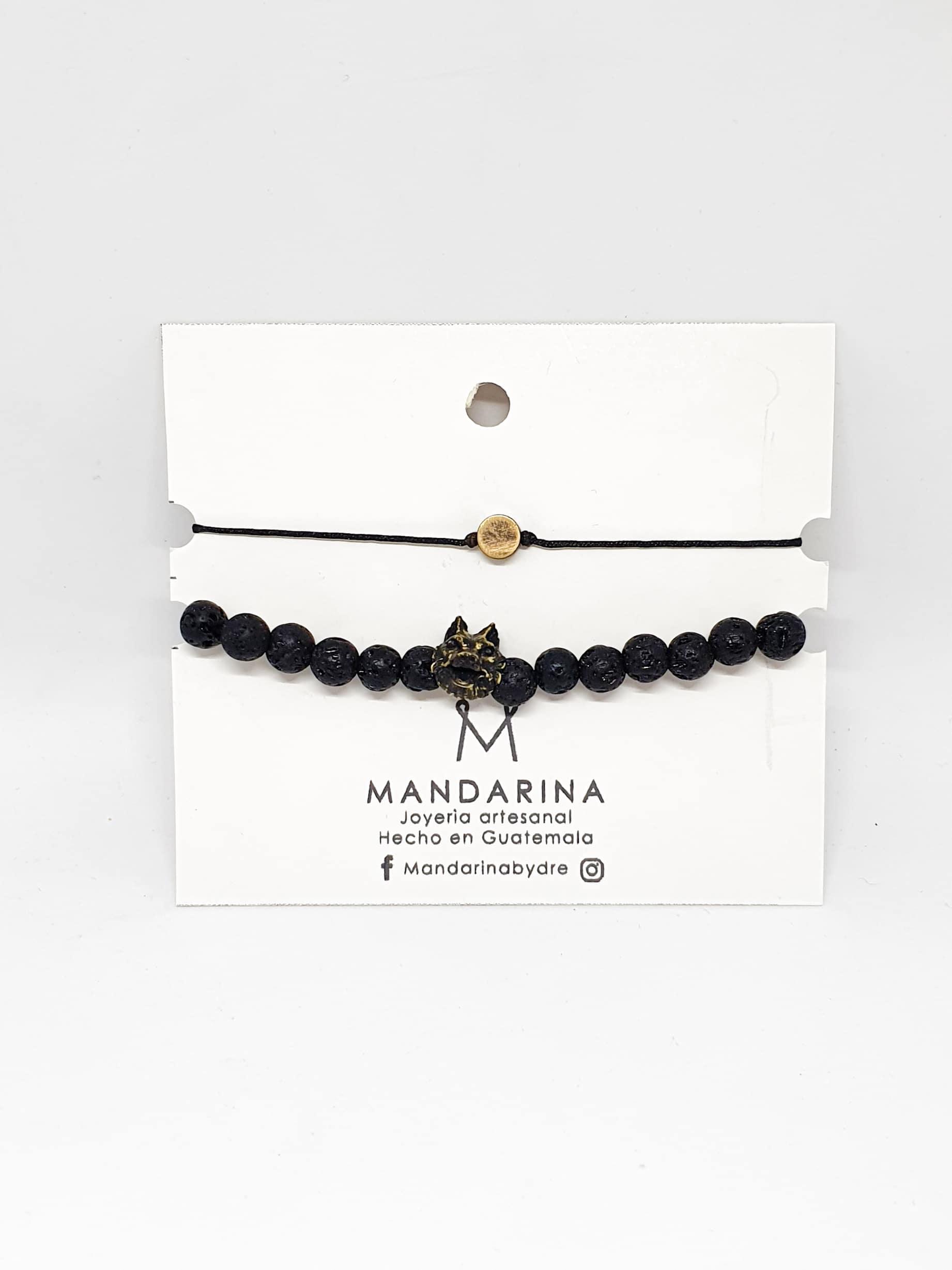 Lobo Bracelet Set by Mandarina by Dre | Inspire Me Latin America