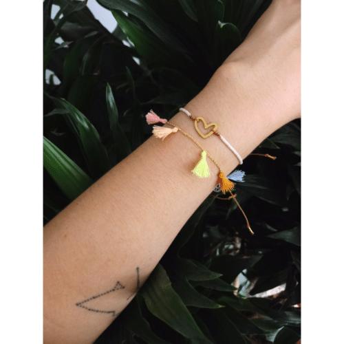 Amor Bracelet Set by Mandarina by Dre | Inspire Me Latin America