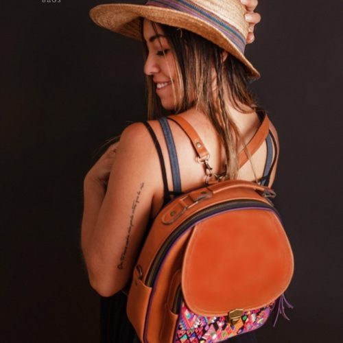 Yexalen Bag from Poncho's Bags | Inspire Me Latin America