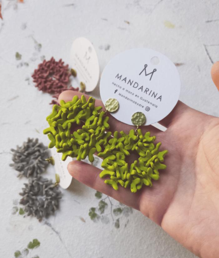 Soñadora Earrings by Mandarina by Dre   Inspire Me Latin America
